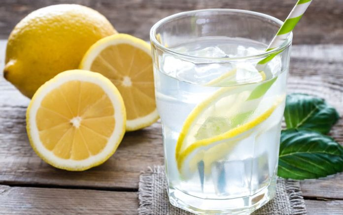 Lemon Water Anti-Aging Benefits