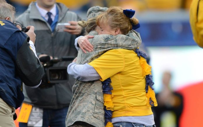 Touching Military Homecoming Videos