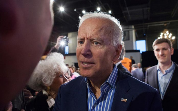 Biden's Hypocrisy Strikes Again