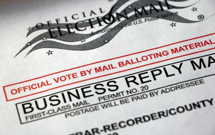 Mail-In Voting Ripe for Fraud