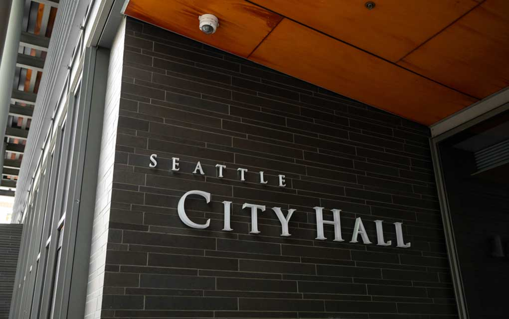 Seattle City Council Give Rioters Free Reign