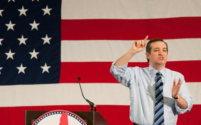 Ted Cruz: Discriminate Against Religion, Forfeit Stimulus Funds