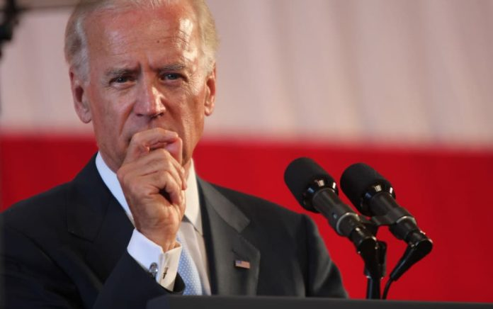 Biden Speaks, Biden Fumbles--Twice