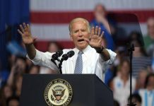 Twitter Takes Down Video of Biden With Young Girls