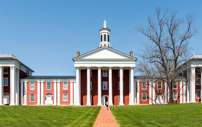 Virginia College Teaching Students to Think as Leftist Revolutionaries