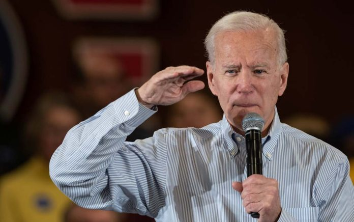 Biden Speaks Out on Court Packing
