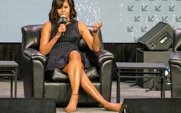 Michelle Obama Fear-Mongers Voters in Attempt to Hurt Trump