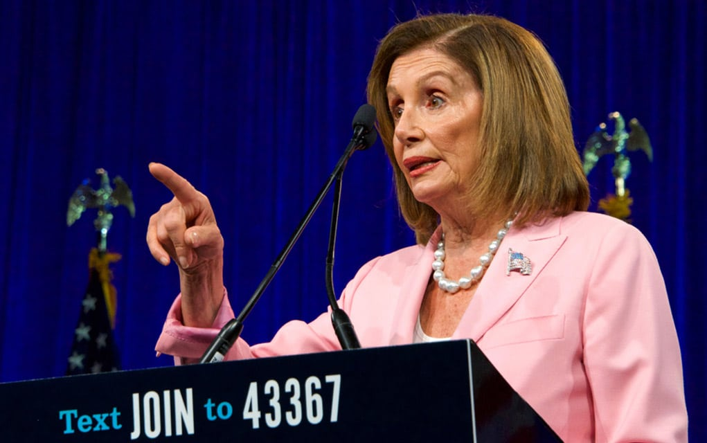 Pelosi Claims Population Growth Means America Should Pack Supreme Court
