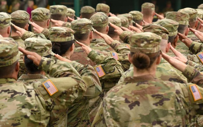 Supervisor to Be Punished After Uniformed Soldiers Show Up at DNC