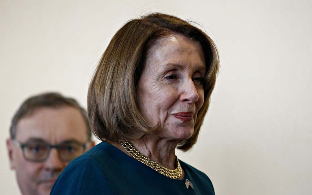 Who Is Pelosi Really After?