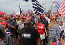 Republicans Worry About Violence at MAGA March, Call for Hearings