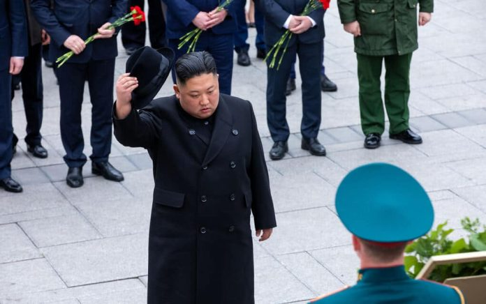 Kim Jong Un Vows to Improve Relationship With the West