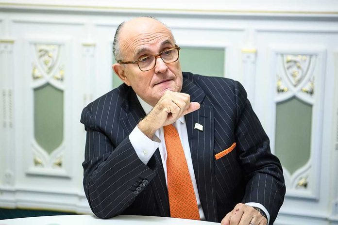 More Cancel Culture: YouTube Demonetized Rudy Giuliani