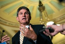 Senator Joe Manchin Suggests Using 14th Amendment to Remove Hawley and Cruz from Power