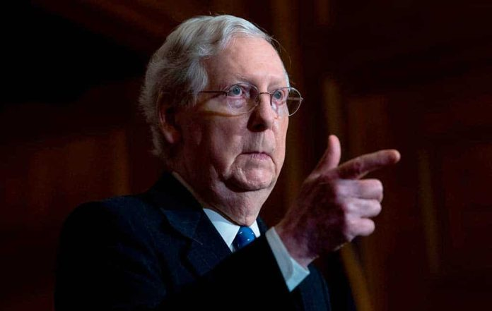 Senator McConnell's Impeachment Speech Could Have Negative Impact on GOP