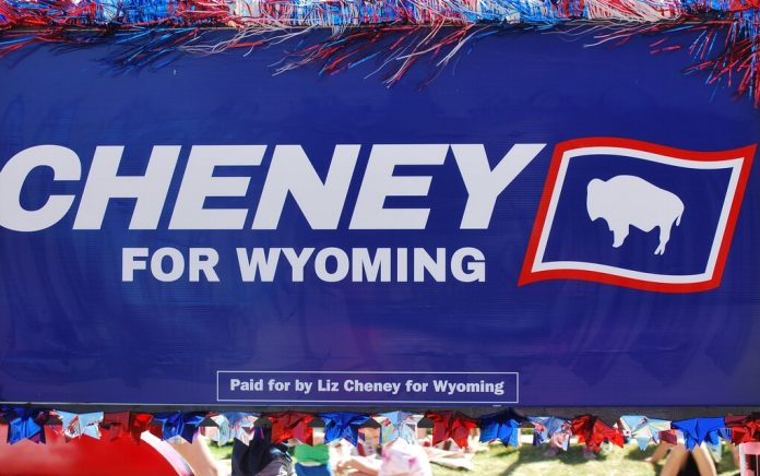 Liz Cheney Censured in Wyoming Following Trump Impeachment Vote