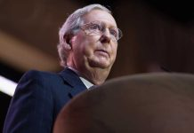 McConnell Slams Dems for Taking Advantage of Crisis