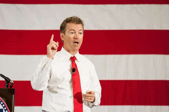 Rand Paul Issues Warning About Green New Deal