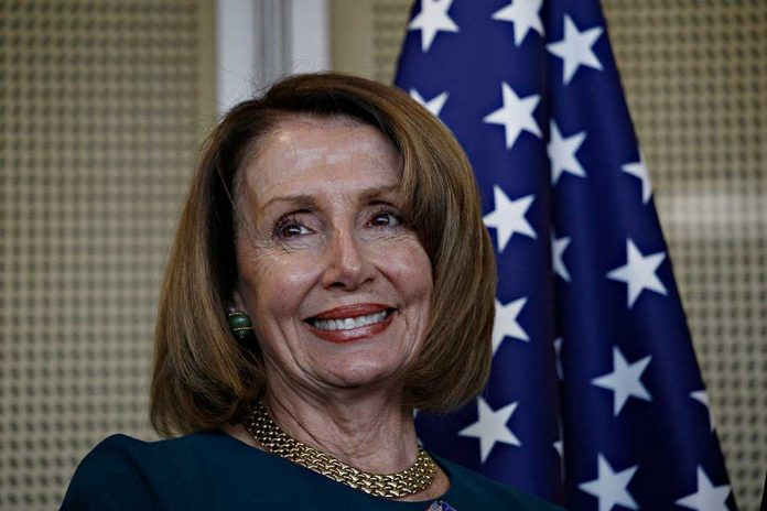 Pelosi Claims GOP in Denial and Sides With Liz Cheney