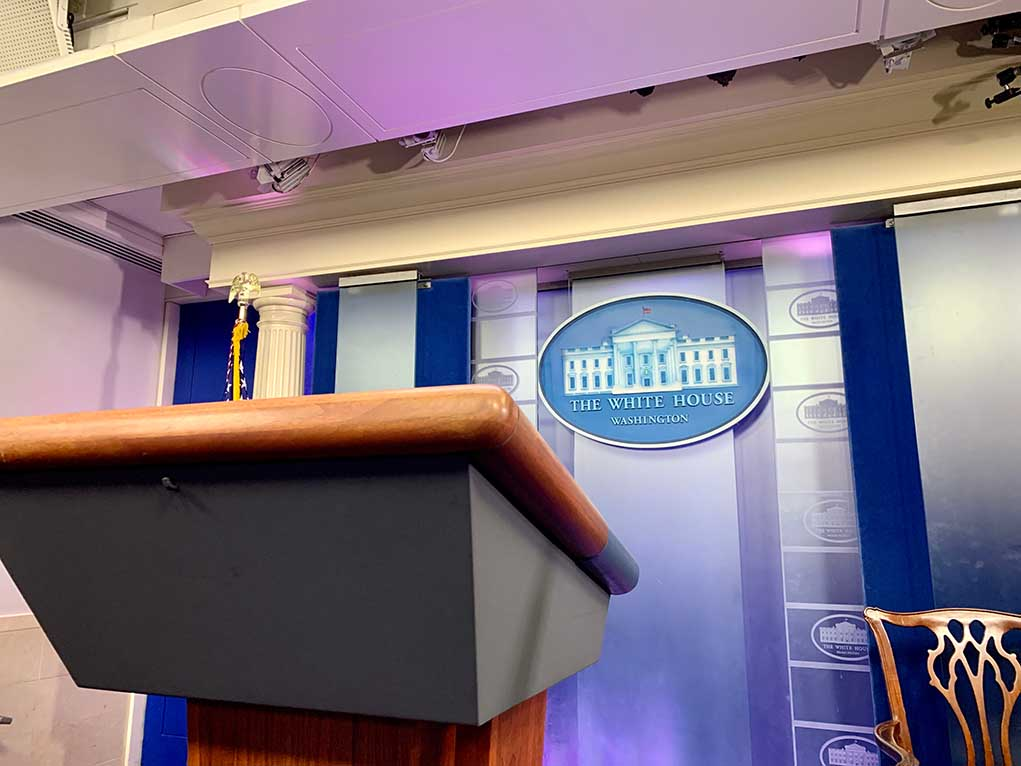 Biden's Press Secretary Stirs the Pot With False Accusations