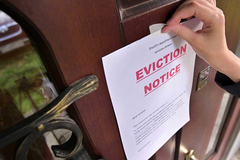 White House Officials Scrambling to Clean Up Eviction Mess