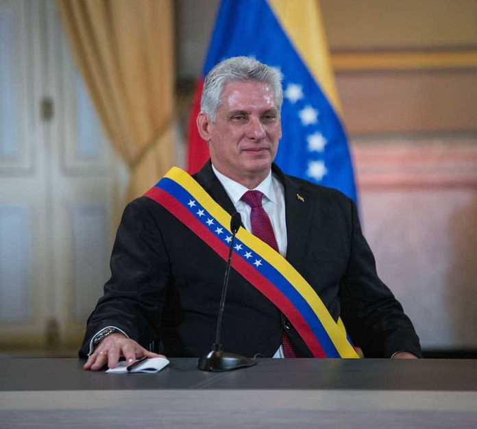 Cuban Leader Admits His Country Bears Some Of The Blame