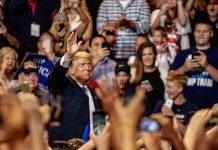 Trump's Crowds Beat Out Joe Biden as 2024 Rumors Swirl