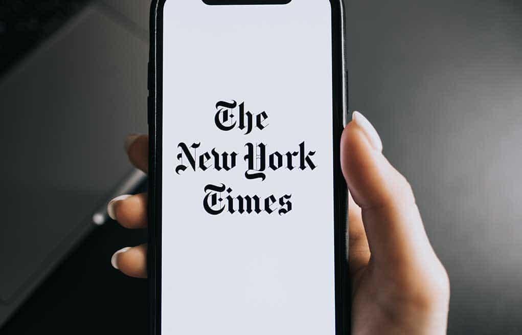 New York Times Reporter Deletes Tweet Targeting Trump Supporters
