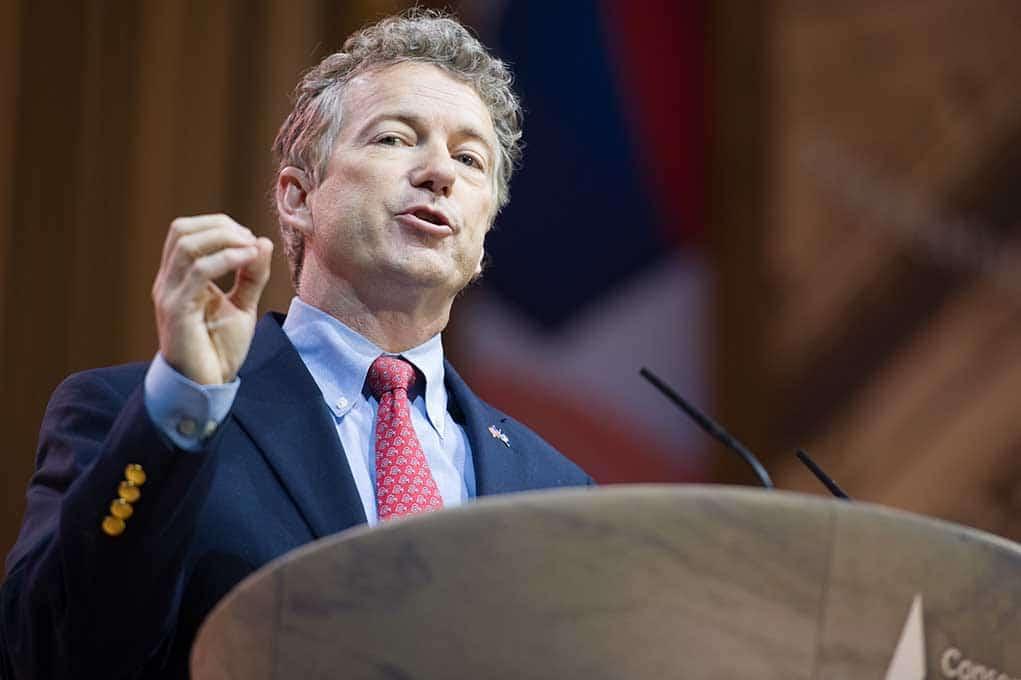 GOP Senator Makes Bold Claim About The CDC