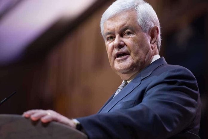 Newt Gingrich Reveals Greatest Threat Since Civil War