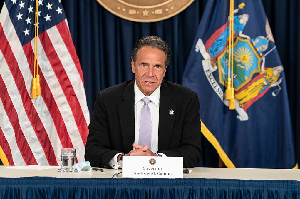 NY AG Investigation Finds Cuomo Violated The Law