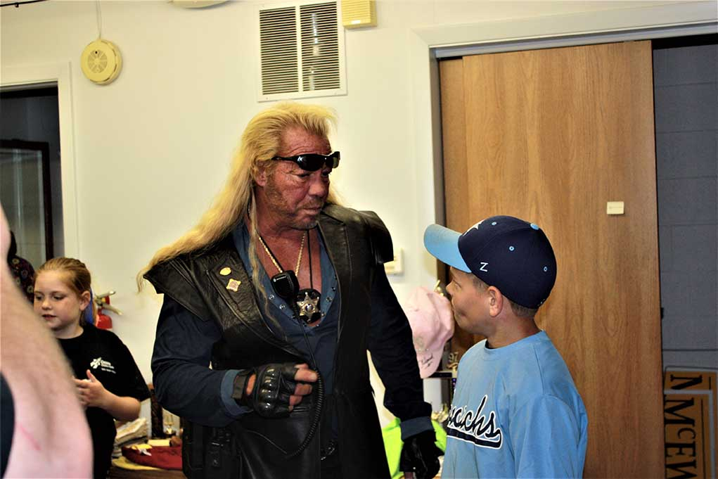 Dog The Bounty Hunter' Finds Fresh Campsite During Search for Brian Laundrie