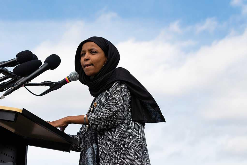 Ilhan Omar Facing Massive Accusations for Possibly Committing Felony