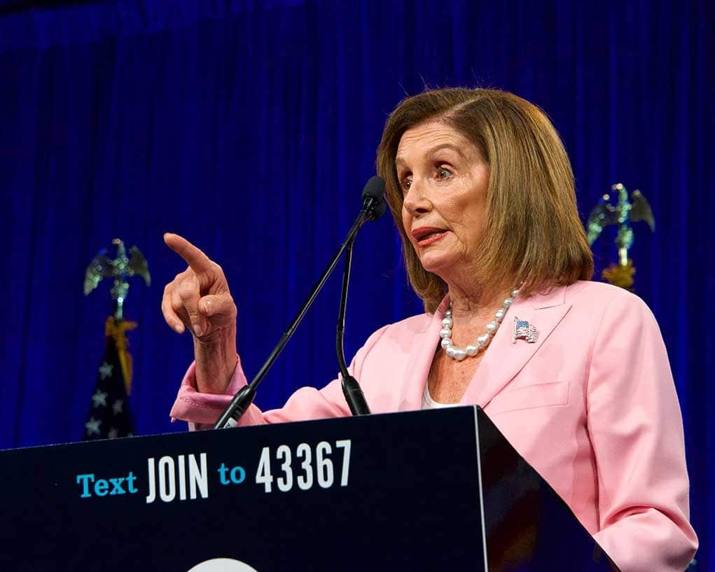 Congressman Asks Pelosi to Launch Investigation Into COVID Origins