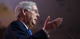 Mitch McConnell Asks 'Do You Think I'm Bluffing?'