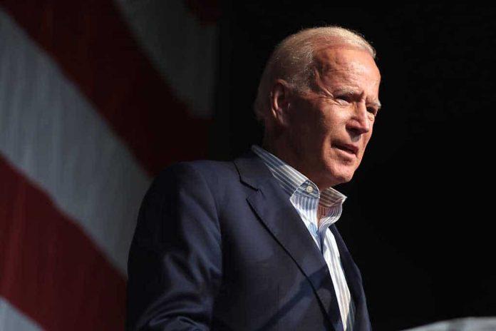 Joe Biden Under Investigation for Taking Public Land for 'Victory Lap'