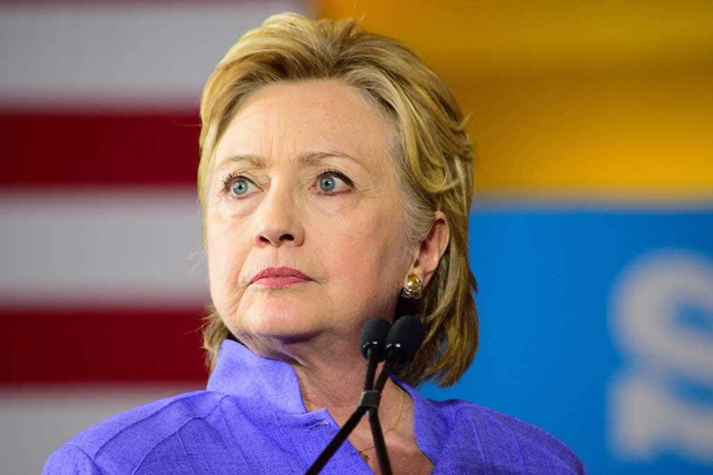 Hillary Clinton Reports Will Not Be Investigated By FEC, They Say