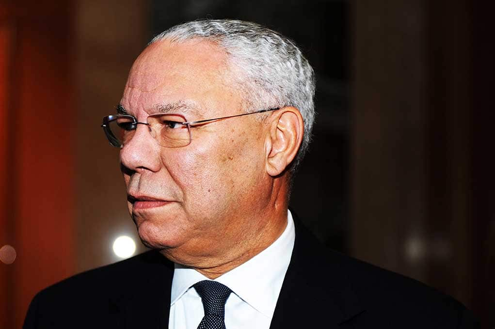 Former Secretary of State Colin Powell, Gone at 84 Due to COVID