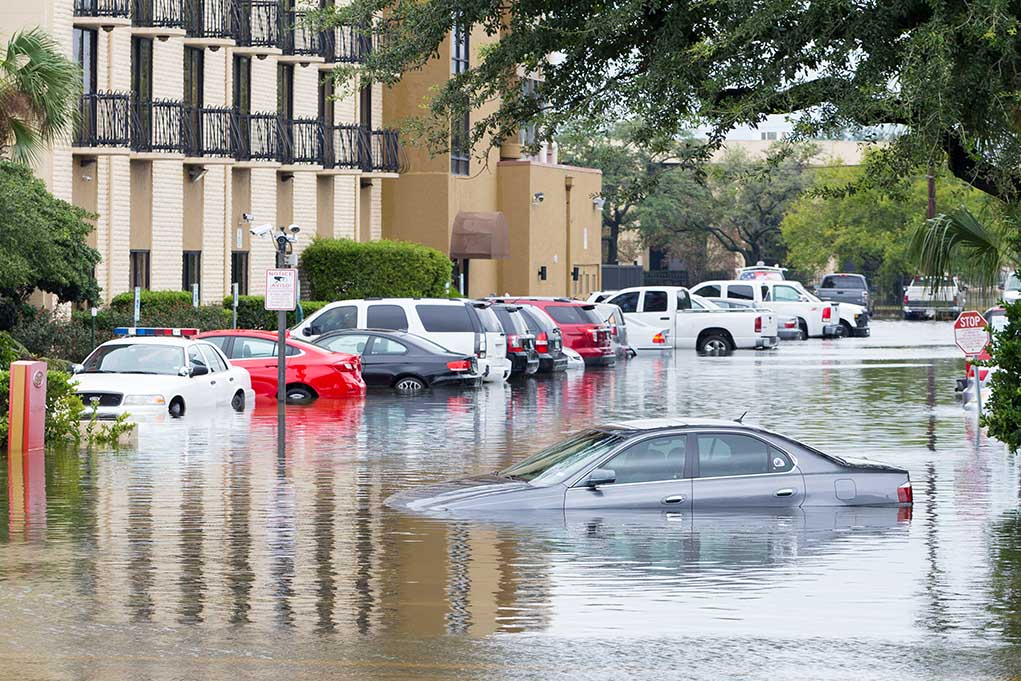 Flooding Threatens 25% of All US Infrastructure